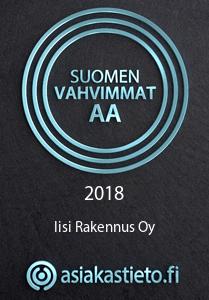 Iisitec Oulu - Suomen vahvimmat